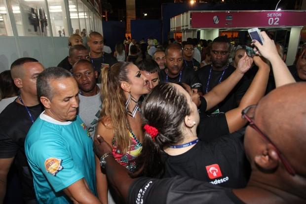 Ivete Sangalo (Foto: Cláudio Andrade / Ego)