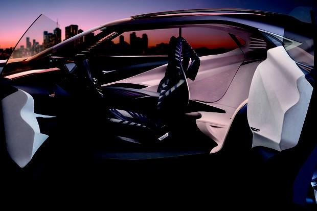 Lexus UX (Foto: Divulgação)