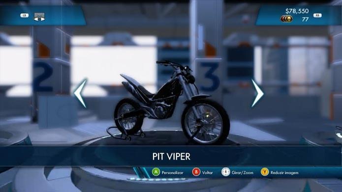 Sempre teste as novas motos (Foto: Reprodução/Murilo Molina)