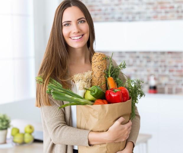 mulher_mercado (Foto: Thinkstock)