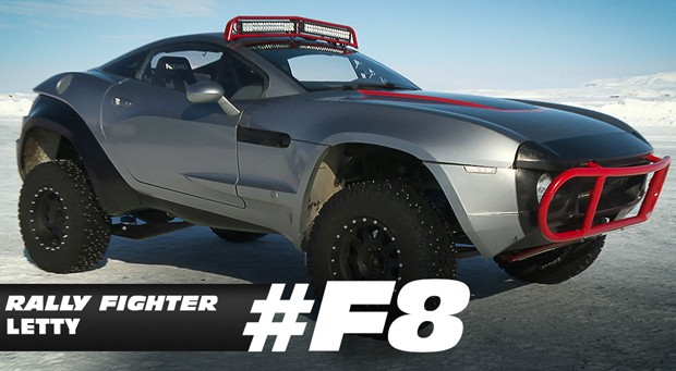 Rally Fighter de Velozes e Furiosos 8 (Foto: Divulgação)