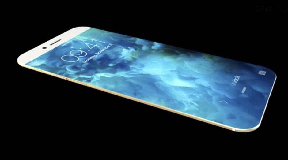Será assim o novo iPhone? Edição especial de 10 anos do iPhone é muito aguardada pelo mundo da tecnologia (Foto: Reprodução)