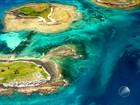 Mancha suspeita chega mais perto de ilhas do arquipélago de Abrolhos, BA