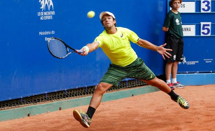 Bruno Sant'Anna tenista São José dos Campos (Foto: João Pires/Fotojump)