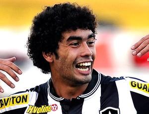 Bruno Mendes gol Botafogo Volta Redonda (Foto: Fabio Castro / Agif)