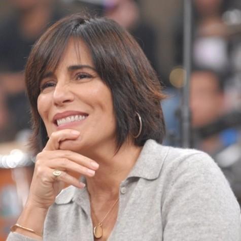 Gloria Pires (Foto: Zé Paulo Cardeal/TV Globo)
