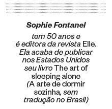Sophie Fontanel (Foto: ÉPOCA)