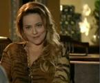Vivianne Pasmanter, a Shirley de 'Em família' | Reprodução