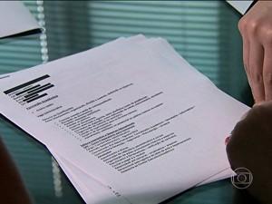 Maioria dos selecionados exclui candidato que mentiu no currículo (Foto: Reprodução/Jornal Hoje)