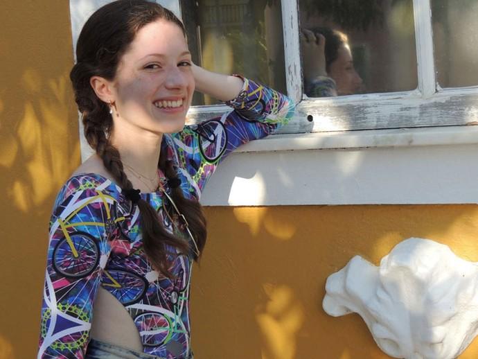 """Catarina já está com saudades dos amigos: """"Queremos fazer esse reencontro todo ano!"""" (Foto: Arquivo pessoal)"""