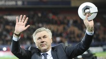Presidente do PSG descarta Carlo Ancelotti no Real Madrid (EFE)