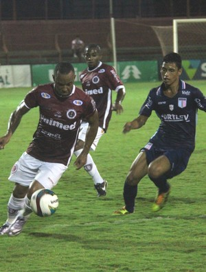 Campeonato Capixaba 2016: Desportiva Ferroviária x Espírito Santo (Foto: Henrique Montovanelli/Desportiva Ferroviária)