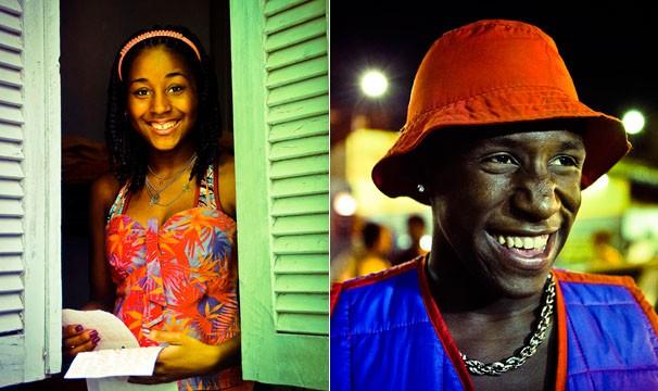 Alice Coelho e Arthur Bispo são irmãos em Subúrbia (Foto: Edmilson de Lima / TV Globo / AF Rodrigues / TV Globo)