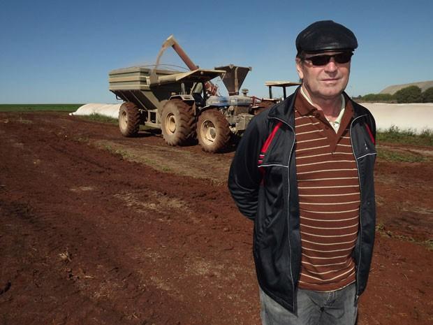 Protásio José Konzen (Foto: Roger Marques/RPCTV)