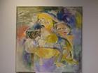 Exposição reúne aquarelas produzidas por Walter Bandeira