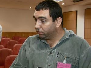 Stefan Lopes é pai dos quadrigêmeos (Foto: Reprodução/EPTV)