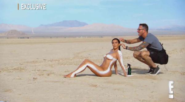 Kim Kardashian (Foto: E! Online/Reprodução)