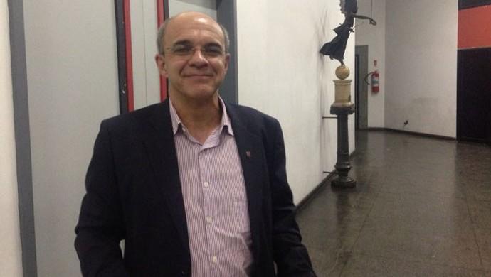 Eduardo Bandeira de Mello Flamengo (Foto: Amanda Kestelman)