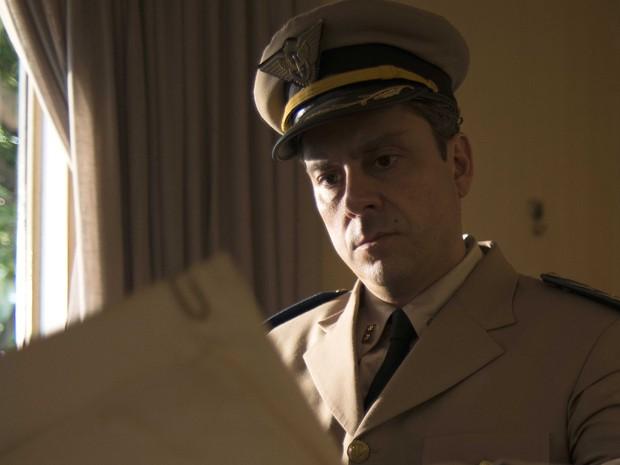Alexandre Nero no filme 'Getúlio' (Foto: Divulgação/Ana Stewart)