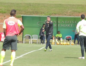 Alexandre Gallo - seleção brasileira sub-21 - Mogi das Cruzes (Foto: Vitor Geron)