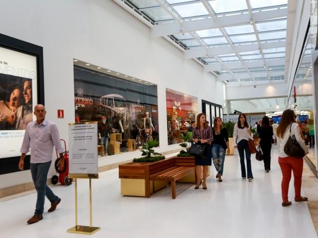 Iguatemi Campinas inaugurou área exapandida em abril e gerou empregos (Foto: André Montejano)