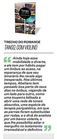 Tango, com violino (Foto: reprodução)
