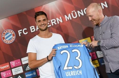 Foto (Foto: O novo goleiro Sven Ulreich, que será reserva de Neuer -  ANDREAS GEBERT/AFP)