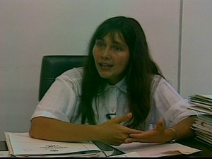 Patricia Acioli (Foto: Reprodução Globo News)