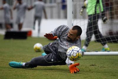 Diego Cavalieri Fluminense (Foto: Nelson Perez/ Fluminense FC)