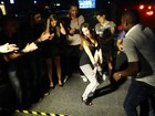 FOTOS: Rebolado e curtição! Famosos do 'Dança' caem no funk na noite carioca