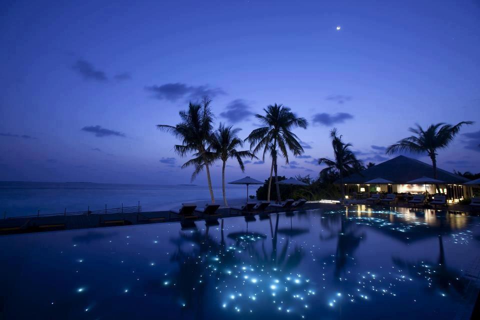 Ilhas Maldivas (Foto: Reprodução)