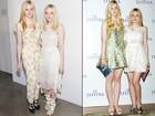 Compare o estilo das irmãs Elle e Dakota Fanning, queridinhas do mundo da moda