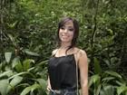 Anitta usa bolsa de R$ 16 mil em coletiva de programa de TV