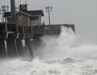 Estados Unidos aguardam a chegada do furacão Sandy