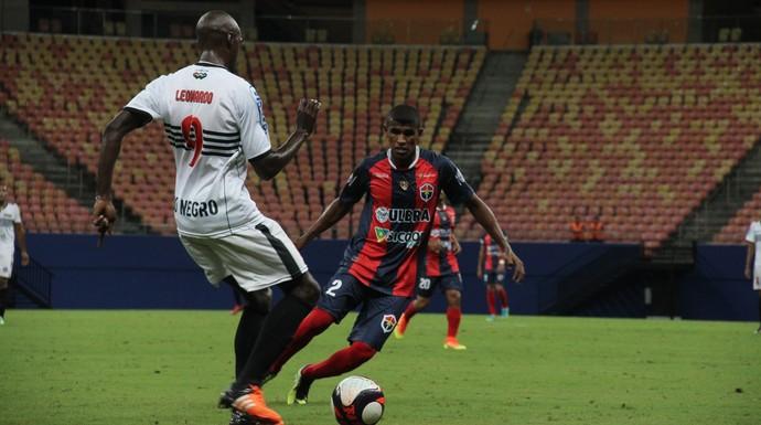 Rio Negro e Fast Campeonato Amazonense 2017 (Foto: Gabriel Mansur)