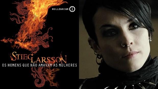 A protagonista da srie Millenium foi intepretada por Noomi Rapace nos cinemas (Foto: Divulgao)