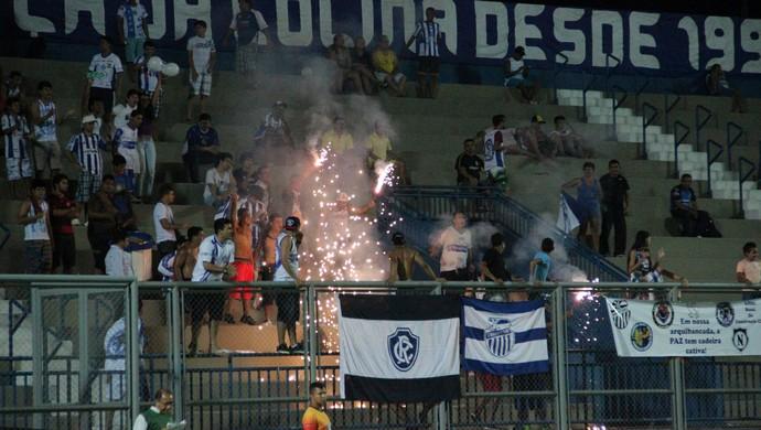 Nacional São Raimundo Colina (Foto: Marcos Dantas)