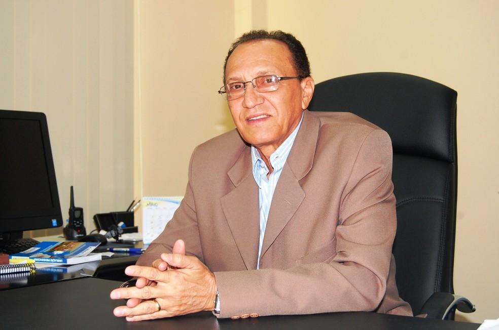 Jacques Silva de Sousa assumiu o comando do Igeprev após o escândalo (Foto: Secom/Divulgação)