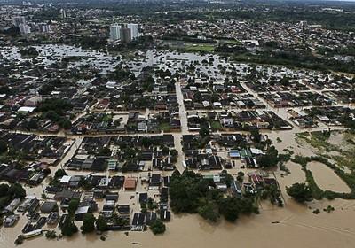 enchente (Foto: Divulgação/Agência Brasil)