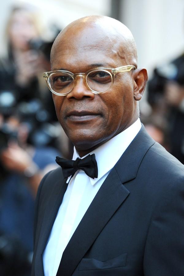 Samuel L. Jackson (65) - Pulp Fiction: Tempo de Violência (1994); Django Livre (2012); The Avengers: Os Vingadores (2012) (Foto: Getty Images)