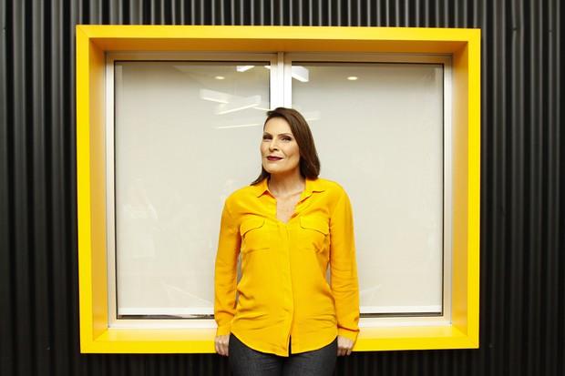 Laura Muller lança seu sexto livro (Foto: Celso Tavares/EGO)