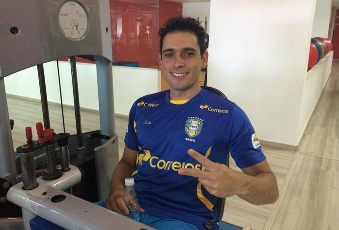 Tiago Brasil futsal (Foto: Danilo Camargo/CBFS)