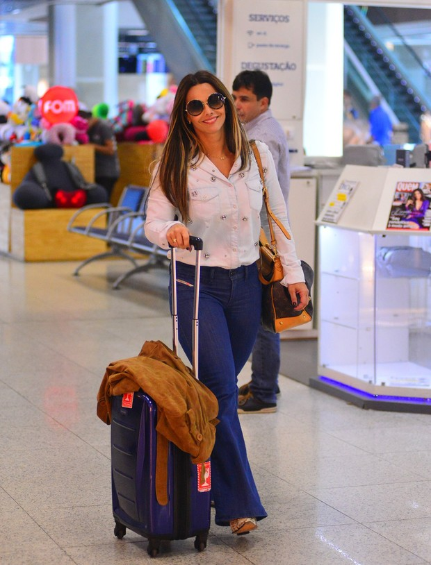 Viviane Araújo (Foto: :William Oda / AgNews)