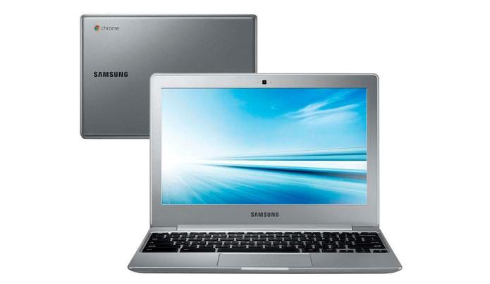 Chromebook oferece tela em HD e sistema operacional do Google (Foto: Divulgação/Google)