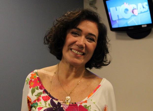 Lilia Cabral (Foto: TV Globo/Altas Horas)