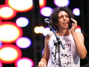 San, vocalista da banda Sambô (Foto: Emmanuel Denaui/Agência Preview, Divulgação)