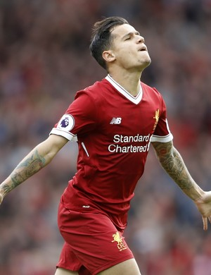 Coutinho Liverpool x Middlesbrough  (Foto: Reuters)