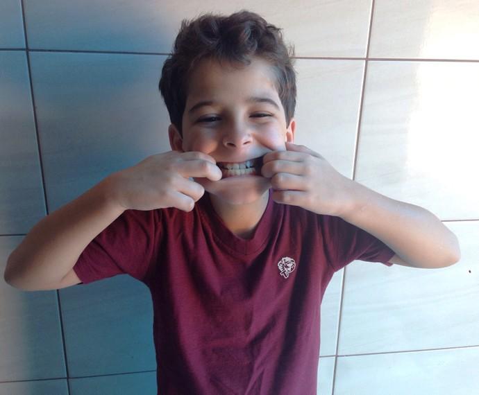 Luiz Felipe Mello - Dia das Crianças Mais Você (Foto: Arquivo Pessoal)
