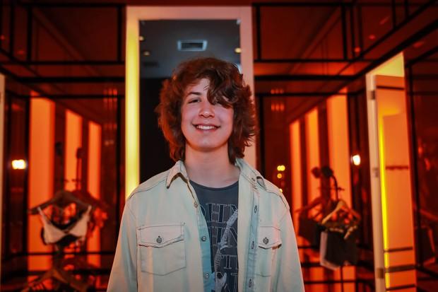 Lucas Jagger (Foto: Raphael Castello/AgNews)