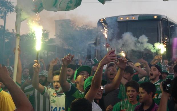 Chapecoense x San Lorenzo